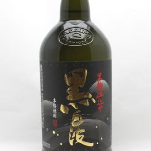 Kuro Shiranami Bottle
