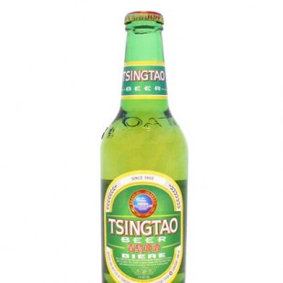 Tsingtao 12 oz Bottle